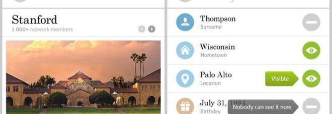 Arriva Circle, la app che trova nuovi amici in città