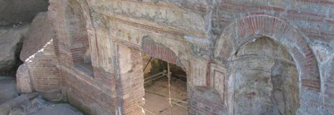 La villa augustea di somma vesuviana donata alla for Bianco arredamenti somma vesuviana