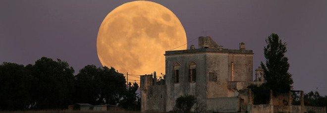 Superluna, diretta delle 21 di Virtual Telescope