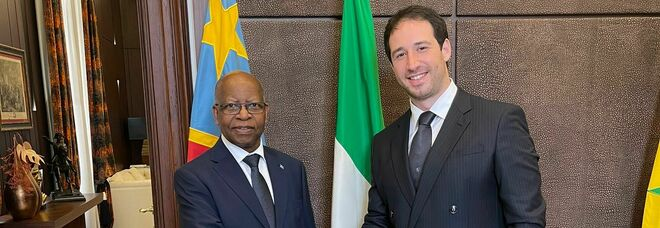 Napoli, il console più giovane d'Italia e l'ambasciatore del Congo incontrano le istituzioni civili ed ecclesiali