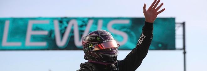 Lewis Hamilton diventa Sir: nominato baronetto per meriti sportivi