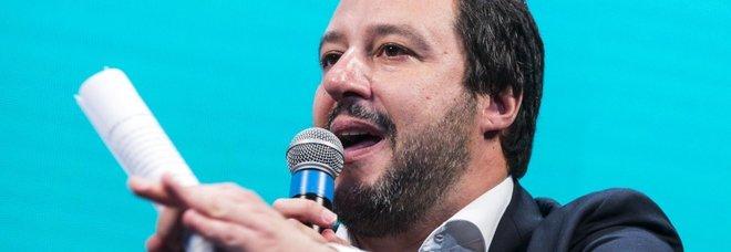 Salvini: nessun limite al contante, stop Imu negozi sfitti, subito flat tax e quota 100