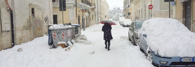 Gli esperti: a settembre ondata di gelo in arrivo sull'Europa