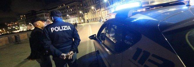 Lungomare di Napoli, 18enne non si ferma all'alt: inseguito e arrestato