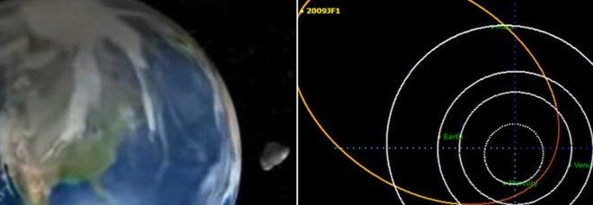 Un asteroide potrebbe colpire la Terra: la Nasa conferma, c'è anche una data