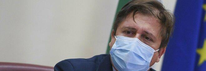 Covid, Sileri: «Italia, tempesta alle spalle ma il rischio viene dall'estero»