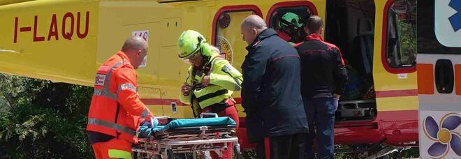 Como, bambina colpita alla testa in un incidente domestico: è gravissima