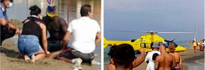 Roma, spari in spiaggia a Torvaianica: 38enne ferito a colpi di pistola fra i bagnanti