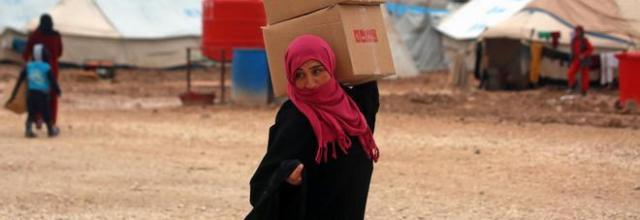 siria, abusi su donne da operatori dell`onu e di altre ong: «scambiavano cibo con sesso»