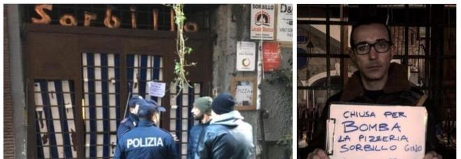 Bomba a Sorbillo, sui social la solidarietà dei vip: da Gassman a Fico, Carfagna e la Balivo
