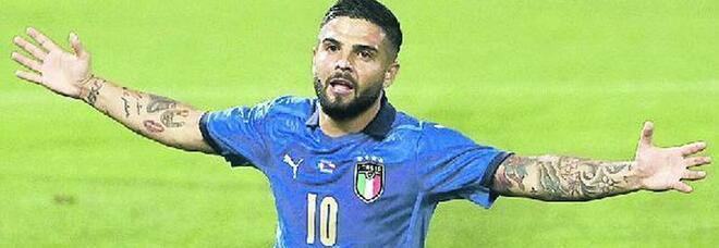 Italia-Svizzera nel segno di Insigne: «Quando Lorenzo era il nostro 10»