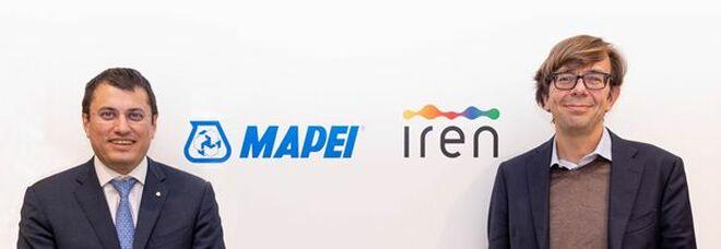Iren, accordo con Mapei per riutilizzo polimeri riciclati nelle infrastrutture stradali