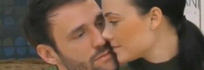 Rosalinda Cannavò e il fidanzato Andrea Zenga (Instagram)