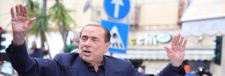 Berlusconi, Meloni e Salvini a Cagliari Per i grillini si profila un'altra disfatta
