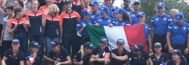 Equitazione Monta da Lavoro, Italia difende il titolo: è campione d'Europa