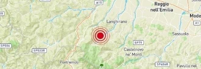 Terremoto nel Parmense, paura tra la gente. «Avvertito a La Spezia e Reggio Emilia»