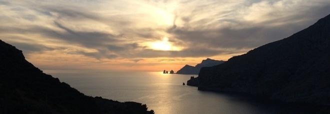 Da Seiano a Posillipo, serate d'estate per ammirare tramonti e costellazioni
