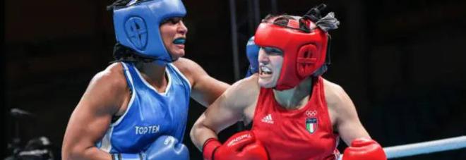 Angela Carini, pugilato Tokyo 2020: sconfitta dalla campionessa del mondo
