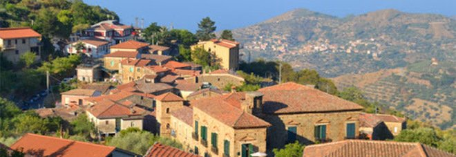 Matrimoni a «numero chiuso» per il Covid, il borgo di Serramezzana location per il sì