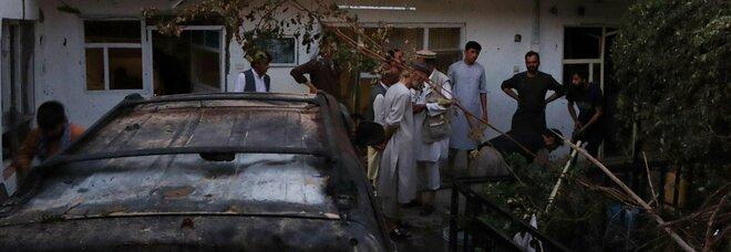 Afghanistan, raid americano su un'auto: «Uccisi due kamikaze, preparavano un attentato»