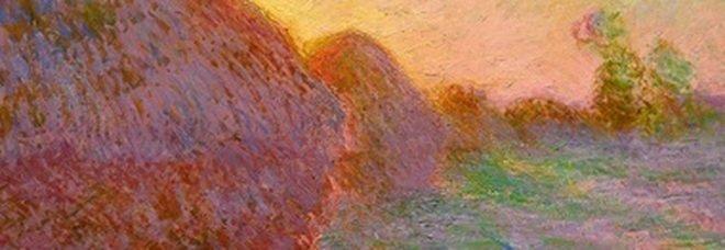 Monet arriva a Palazzo Reale di Milano dal 18 settembre
