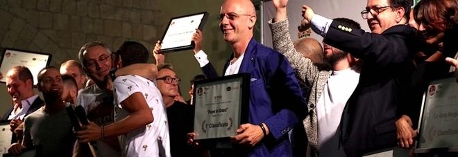 50 Top Pizza: le migliori pizzerie d'Italia Franco Pepe primo, secondo Sorbillo