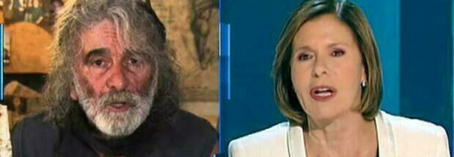 Mauro Corona, le scuse a Bianca Berlinguer: «Sono stato un cafone, ma non sono sessista»