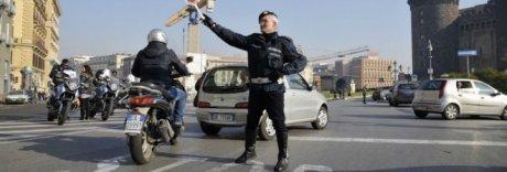 Smog alle stelle, a Napoli scatta lo stop al traffico