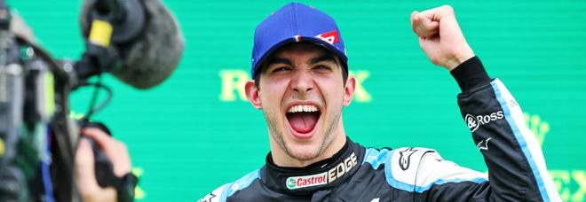 GP Budapest, diretta: vince Ocon, poi Vettel e Hamilton, Ferrari di Sainz quarta