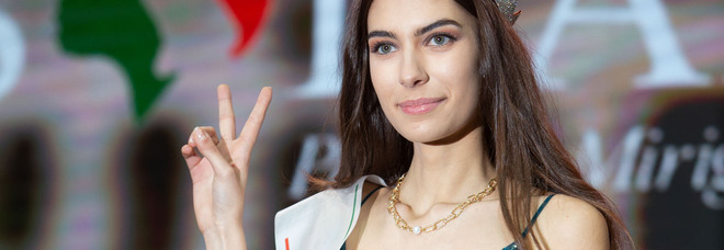 Miss Italia 2020, vince la romana Martina Sambucini. Dalla Capitale anche la seconda classificata