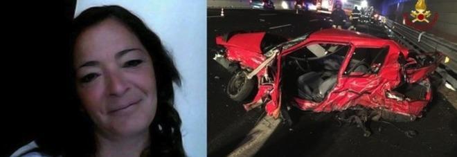 Deborah, morta nello schianto in autostrada: lascia una bimba di 9 anni. «Andava ad un colloquio di lavoro»