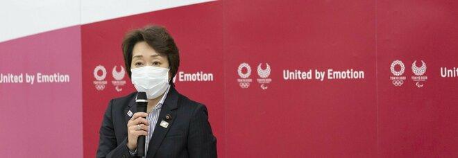 Tokyo 2020, la ministra Seiko Hashimoto alla guida del Comitato olimpico