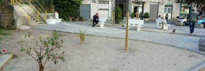 Napoli, via il parcheggio-mostro di piazza Leonardo ma restano le polemiche: «Lavori fatti male»