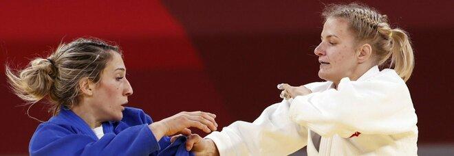 Maria Centracchio, chi è la judoka di bronzo: «Il Molise esiste e mena forte»