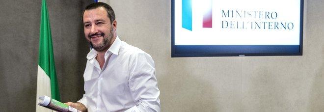 Salvini torna a Napoli: giovedì presiederà il Comitato per l'ordine e la sicurezza pubblica
