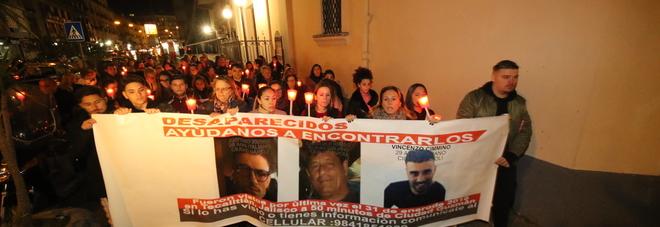 Tre napoletani scomparsi in Messico: i familiari accusano la polizia