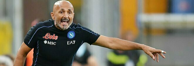 Spalletti non guarda la classifica: «Mancano 72 punti alla Champions»
