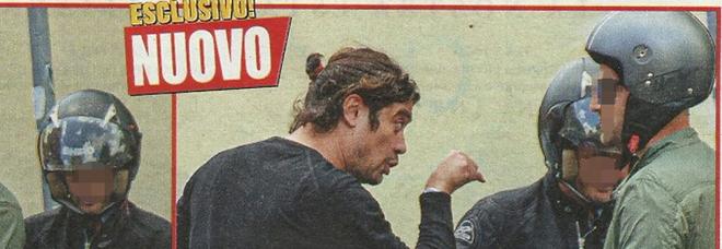 Riccardo Scamarcio fermato dalla polizia (Nuovo)