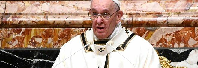 Natale, papa Francesco dona 4.000 tamponi ai senzatetto di Roma