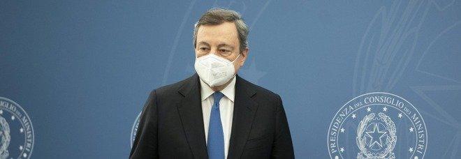 Draghi: «Orgoglioso di Jacobs e Tamberi, vi aspetto a Palazzo Chigi»