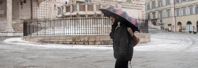 Meteo Immacolata: weekend mite, poi arriva freddo e neve