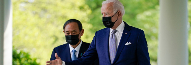 Usa-Giappone, vertice alla Casa Bianca: fronte unito contro la Cina