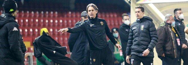 Napoli-Benevento, derby Inzaghi: «Siamo pronti, non vediamo l'ora»