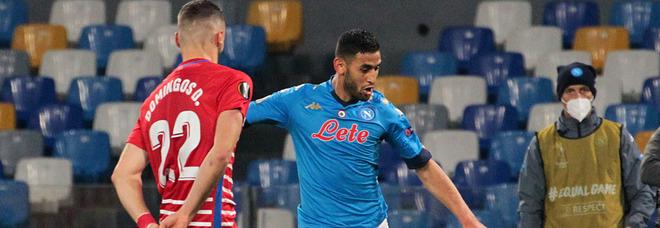 Napoli-Benevento, Gattuso cambia: bocciato Maksimovic, c'è Ghoulam