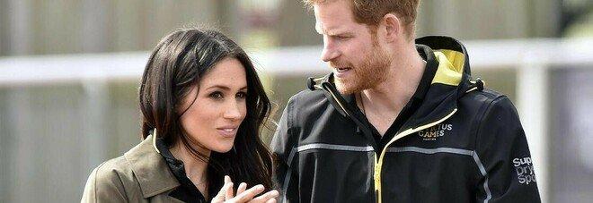 Meghan Markle e il principe Harry, nell'accordo milionario con Netflix c'è una clausola che li blocca: c'entra The Crown