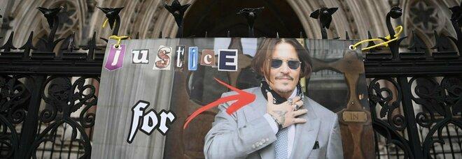 Johnny Depp, niente appello, la giustizia dà ragione al Sun: ha picchiato davvero la ex moglie Amber Heard