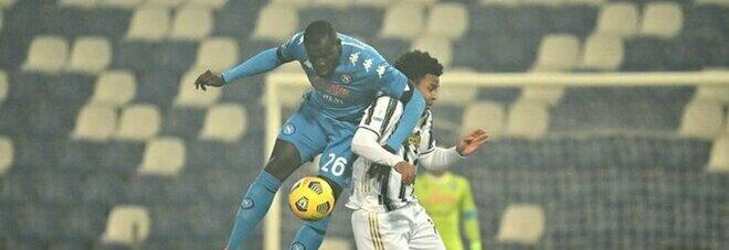 Koulibaly rialza il suo Napoli: «Voglia di ricominciare subito»