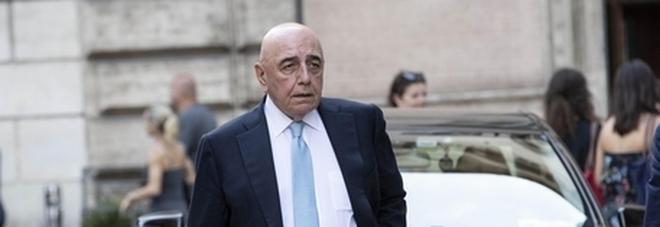 Galliani: «Ho avuto paura di morire di Covid. Ringrazio la Madonna e Berlusconi. Sono pronto al pellegrinaggio»