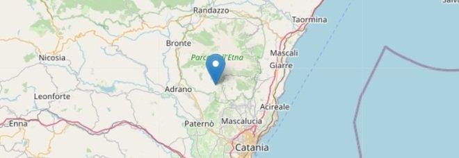 Terremoto Catania 3.8, paura ma danni marginali