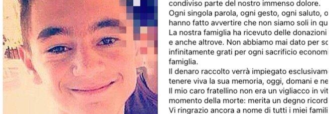 Mirko ucciso per difendere la mamma. Il fratello su Fb: «Non era un vigliacco, merita giustizia»